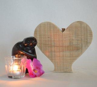 asbewaarder hart staand gebruikt steigerhout